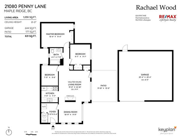 21080 Penny Lane, Maple Ridge, BC V2X 8Z2 (#R2589594) :: Ben D'Ovidio Personal Real Estate Corporation | Sutton Centre Realty