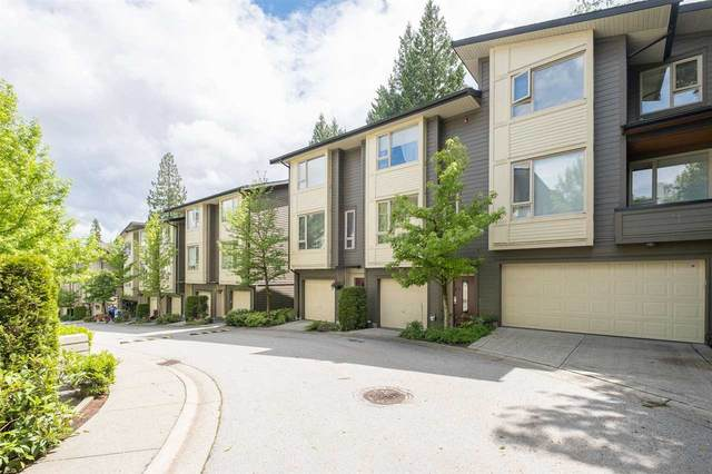 9229 University Crescent #28, Burnaby, BC V5A 4Z2 (#R2589602) :: Premiere Property Marketing Team