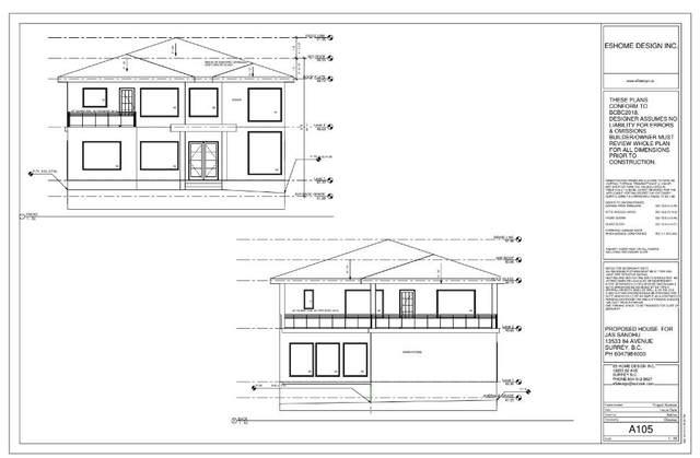 13533 84 Avenue, Surrey, BC V3W 3H3 (#R2589633) :: Premiere Property Marketing Team
