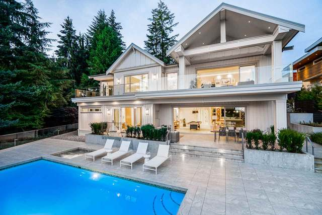 4195 Rockridge Road, West Vancouver, BC V7W 1A3 (#R2589710) :: Initia Real Estate