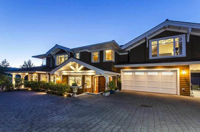 6015 Eagleridge Drive, West Vancouver, BC V7W 1W7 (#R2589739) :: 604 Realty Group