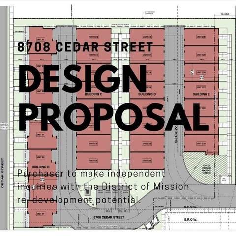 8708 Cedar Street, Mission, BC V4S 1A3 (#R2589785) :: Premiere Property Marketing Team