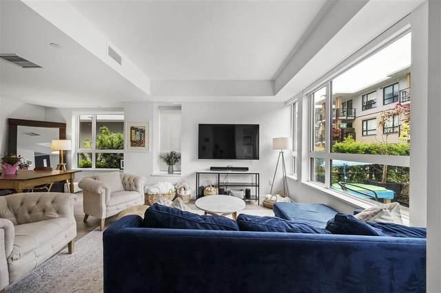 1055 Ridgewood Drive #210, North Vancouver, BC V7R 0A6 (#R2590174) :: Initia Real Estate