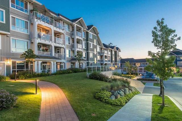 16398 64 Avenue #112, Surrey, BC V3S 6X6 (#R2590221) :: Homes Fraser Valley