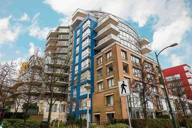 1476 W 5TH Avenue, Vancouver, BC V6H 4G3 (#R2590308) :: Initia Real Estate