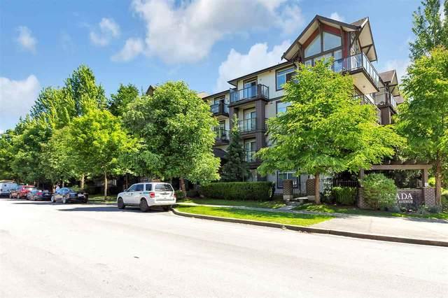 15322 101 Avenue #403, Surrey, BC V3R 4G9 (#R2590338) :: Premiere Property Marketing Team