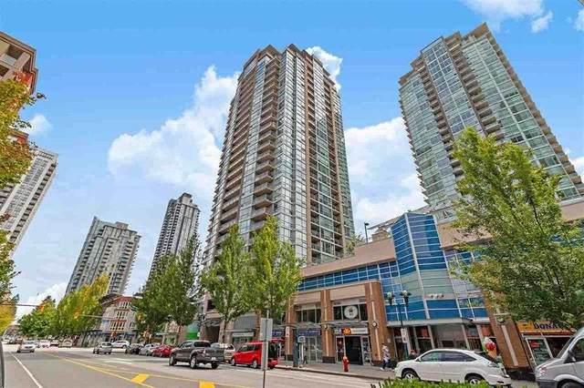 2978 Glen Drive #1703, Coquitlam, BC V3B 0C3 (#R2590367) :: Premiere Property Marketing Team