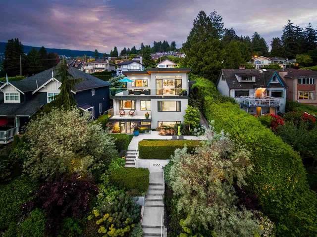 1063 Esplanade Avenue, West Vancouver, BC V7T 1G2 (#R2590395) :: Premiere Property Marketing Team