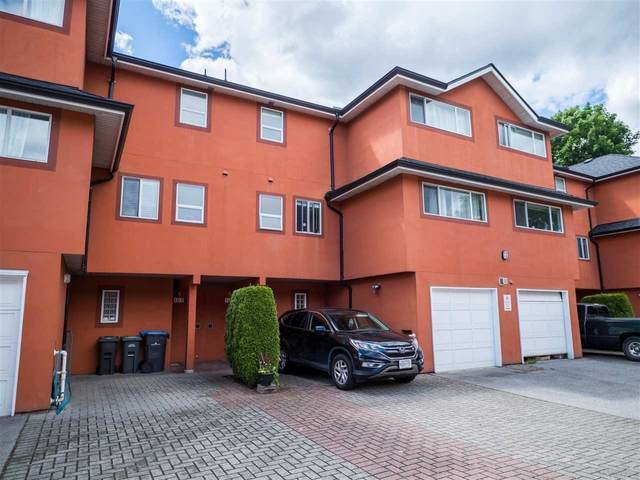 303 Cumberland Street #103, New Westminster, BC V3L 3G2 (#R2590450) :: 604 Realty Group