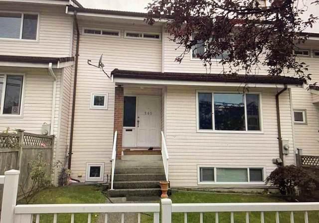 585 Sperling Avenue, Burnaby, BC V5B 4H4 (#R2590454) :: Premiere Property Marketing Team
