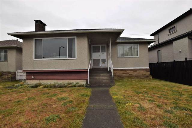 1453 E 60 Avenue, Vancouver, BC V5P 2H4 (#R2590473) :: Premiere Property Marketing Team