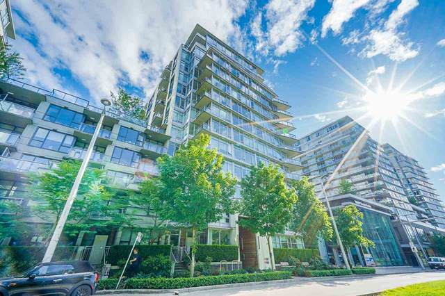 138 W 1ST Avenue #509, Vancouver, BC V5Y 0H5 (#R2590491) :: Initia Real Estate