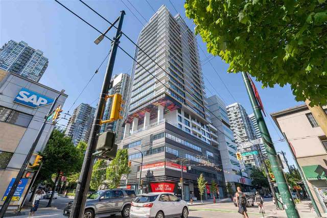 885 Cambie Street #2303, Vancouver, BC V6B 4X7 (#R2590504) :: 604 Home Group