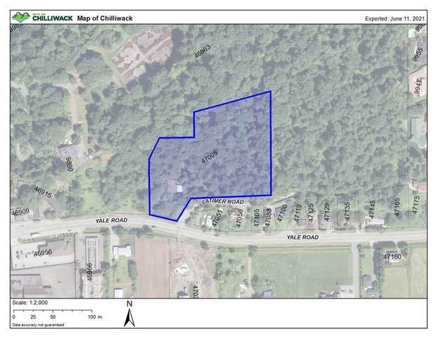 47005 Yale Road, Chilliwack, BC V2P 2S6 (#R2590565) :: Premiere Property Marketing Team