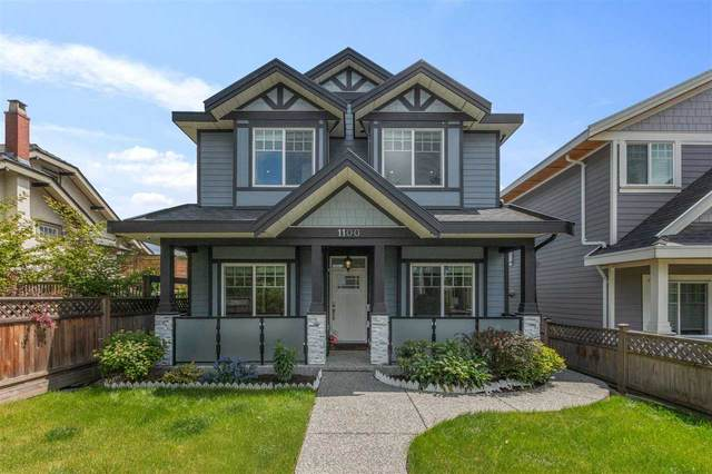 1100 Eighth Avenue, New Westminster, BC V3M 2R6 (#R2590660) :: 604 Home Group