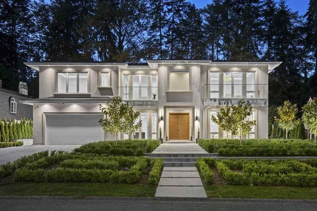 531 Newcroft Place, West Vancouver, BC V7T 1W9 (#R2590676) :: Initia Real Estate