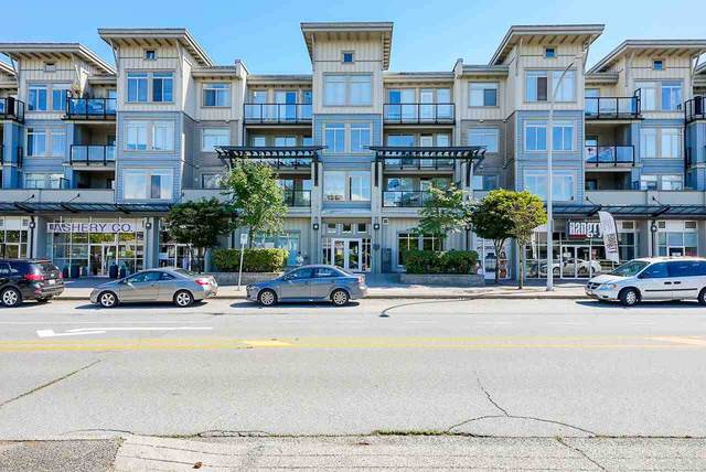 15380 102A Avenue #425, Surrey, BC V3R 0B3 (#R2590863) :: Premiere Property Marketing Team
