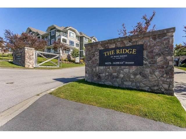 16398 64 Avenue #104, Surrey, BC V3S 6X6 (#R2590975) :: Homes Fraser Valley
