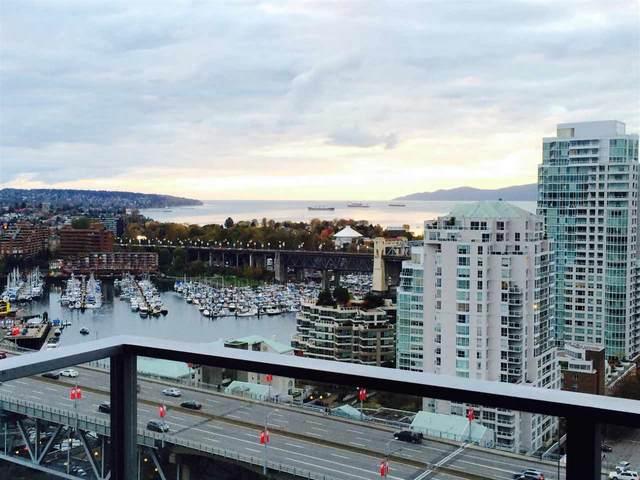583 Beach Crescent #2901, Vancouver, BC V6Z 3E6 (#R2591073) :: Premiere Property Marketing Team