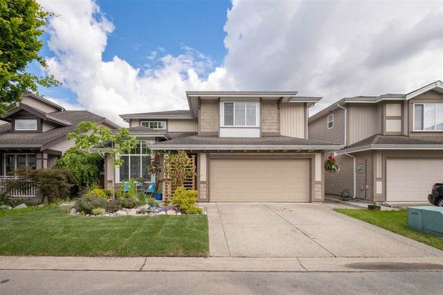 9442 202A Street, Langley, BC V1M 3Z4 (#R2591120) :: Premiere Property Marketing Team