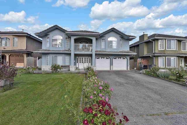 9120 139 Street, Surrey, BC V3V 6Z9 (#R2591145) :: Premiere Property Marketing Team
