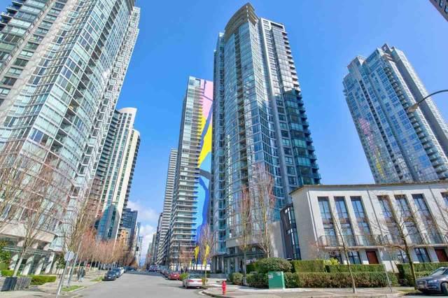 1438 Richards Street #608, Vancouver, BC V6Z 3B8 (#R2591153) :: Premiere Property Marketing Team