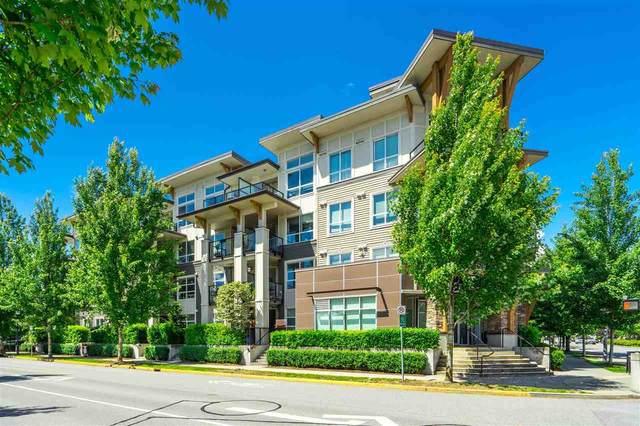 12409 Harris Road #211, Pitt Meadows, BC V3Y 0E7 (#R2591214) :: 604 Home Group
