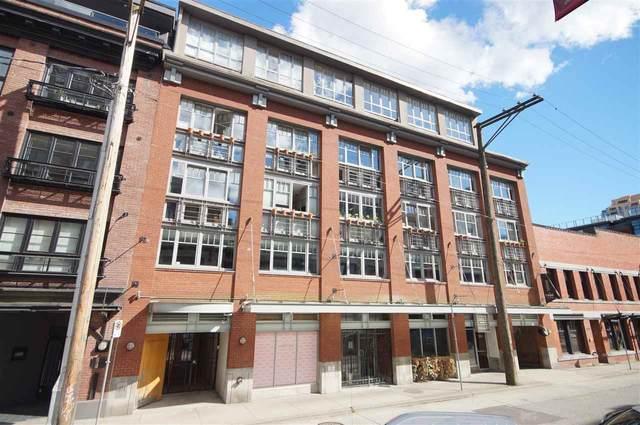 1072 Hamilton Street #408, Vancouver, BC V6B 2R9 (#R2591219) :: Premiere Property Marketing Team