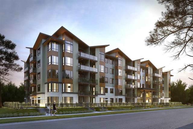 7809 209 Street #406, Langley, BC V2Y 3N6 (#R2591243) :: Premiere Property Marketing Team