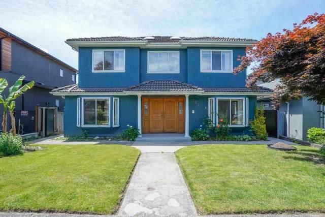 7775 Thornhill Drive, Vancouver, BC V5P 3T4 (#R2591254) :: Premiere Property Marketing Team
