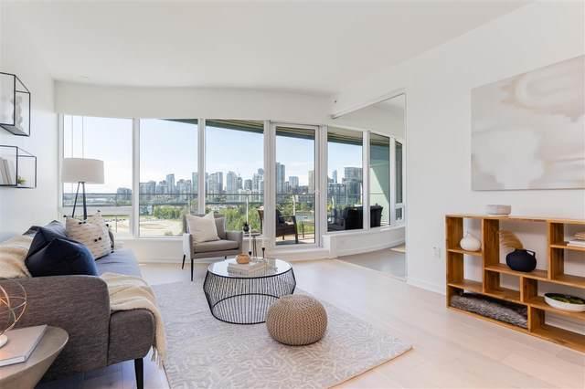 181 W 1ST Avenue #807, Vancouver, BC V5Y 0E3 (#R2591261) :: Initia Real Estate