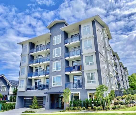 13628 81A Avenue #317, Surrey, BC V3W 3E2 (#R2591271) :: Premiere Property Marketing Team