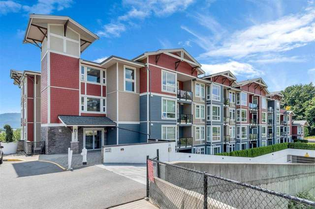 2242 Whatcom Road #307, Abbotsford, BC V3G 0G3 (#R2591290) :: Premiere Property Marketing Team