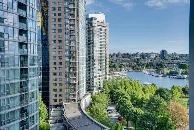 1495 Richards Street #1206, Vancouver, BC V6Z 3E3 (#R2591311) :: Premiere Property Marketing Team
