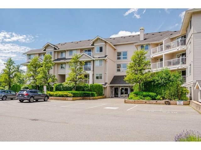 19366 65 Avenue #204, Surrey, BC V4N 5S1 (#R2591315) :: Homes Fraser Valley