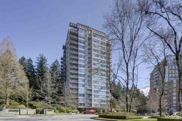 5639 Hampton Place #802, Vancouver, BC V6T 2H6 (#R2591360) :: Premiere Property Marketing Team