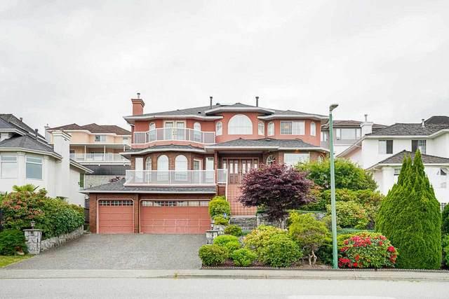 2248 Sicamous Avenue, Coquitlam, BC V3K 6R9 (#R2591388) :: Premiere Property Marketing Team