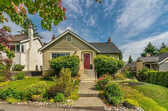 321 Strand Avenue, New Westminster, BC V3L 3J1 (#R2591406) :: 604 Home Group