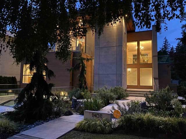 1451 Bishop Road, White Rock, BC V4B 3K6 (#R2591430) :: Premiere Property Marketing Team
