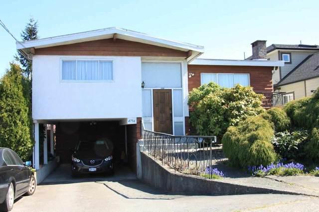 4756 Smith Avenue, Burnaby, BC V5G 2W2 (#R2591512) :: Premiere Property Marketing Team