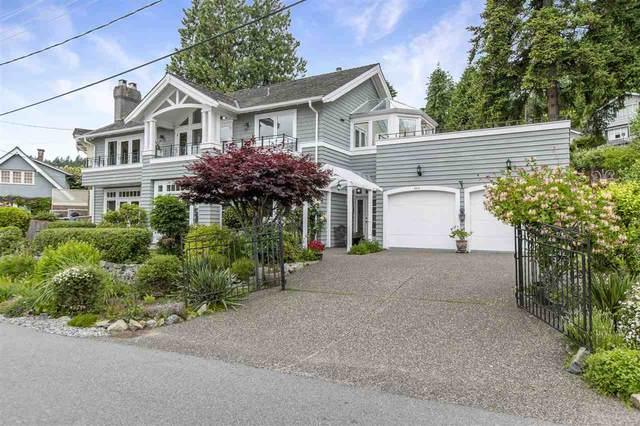 3311 Radcliffe Avenue, West Vancouver, BC V7V 1G7 (#R2591536) :: Ben D'Ovidio Personal Real Estate Corporation | Sutton Centre Realty