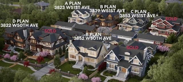 3852 W 50TH Avenue, Vancouver, BC V6N 3V5 (#R2591539) :: Premiere Property Marketing Team
