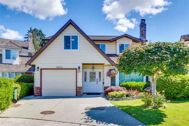 6431 Dakota Drive, Richmond, BC V7C 4X5 (#R2591574) :: Premiere Property Marketing Team