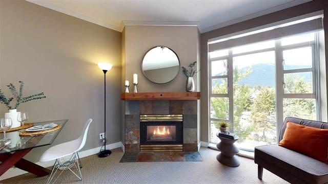 4360 Lorimer Road #318, Whistler, BC V8E 1A5 (#R2591577) :: Premiere Property Marketing Team
