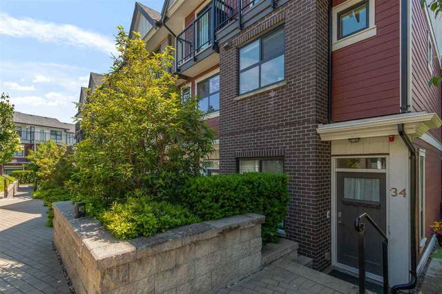 7039 Macpherson Avenue #34, Burnaby, BC V5J 4N4 (#R2591605) :: Premiere Property Marketing Team