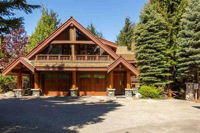 4701 Glacier Drive #8, Whistler, BC V8E 1M0 (#R2591686) :: Premiere Property Marketing Team
