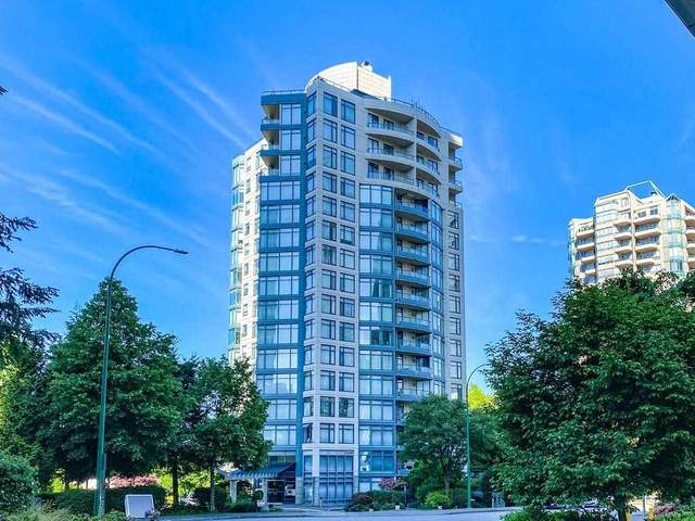 4567 Hazel Street #1205, Burnaby, BC V5H 4V4 (#R2591700) :: 604 Realty Group