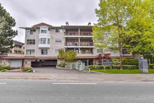 5776 200 Street #308, Langley, BC V3A 1M8 (#R2591767) :: Premiere Property Marketing Team