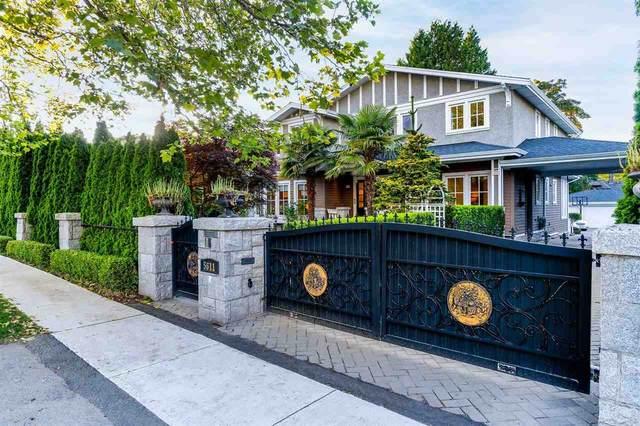 5611 University Boulevard, Vancouver, BC V6T 1K5 (#R2591780) :: Premiere Property Marketing Team