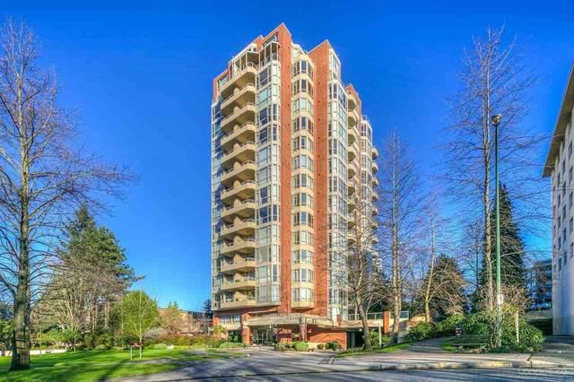160 W Keith Road #806, North Vancouver, BC V7M 3M2 (#R2591814) :: Premiere Property Marketing Team